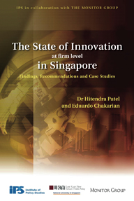 THE STATE OF INNOVATION AT FIRM LEVEL IN SINGAPORE