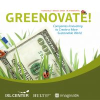 GREENOVATE! COMPANIES INNOVATING TO CREATE A MORE SUSTAINABLE WORLD