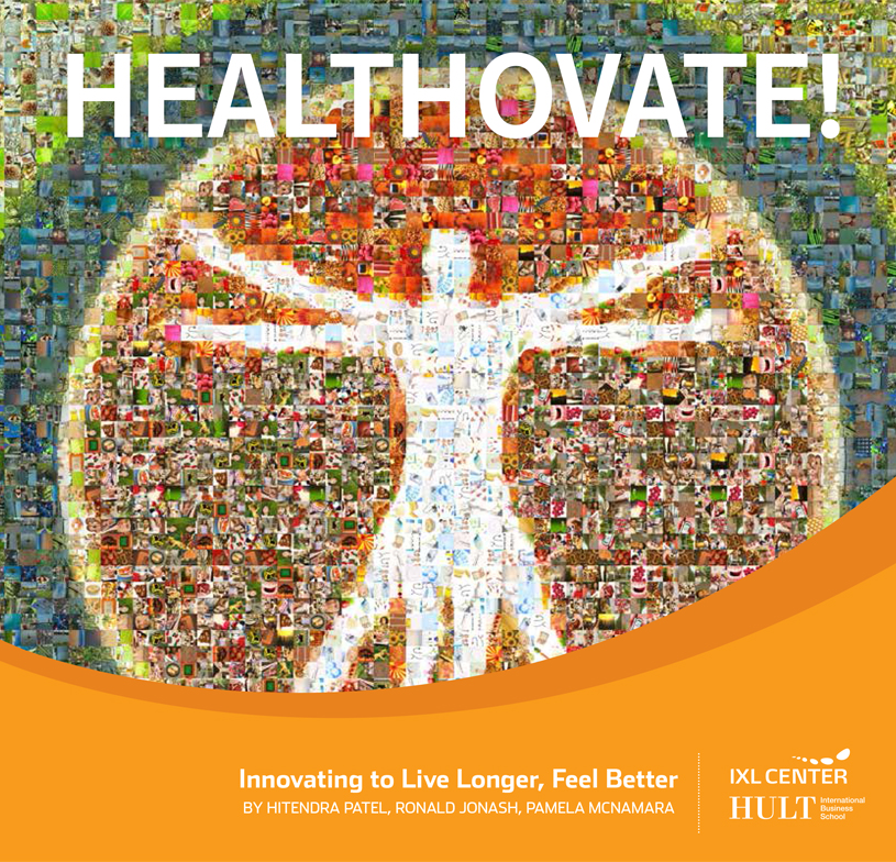 HEALTHOVATE! INNOVATING TO LIVE LONGER, FEEL BETTER